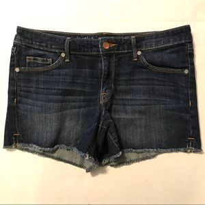 Mossimo Denim Cut Off Shorts
